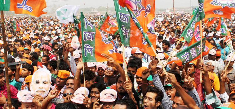 BJP fields kin of several leaders in Rajasthan assembly election